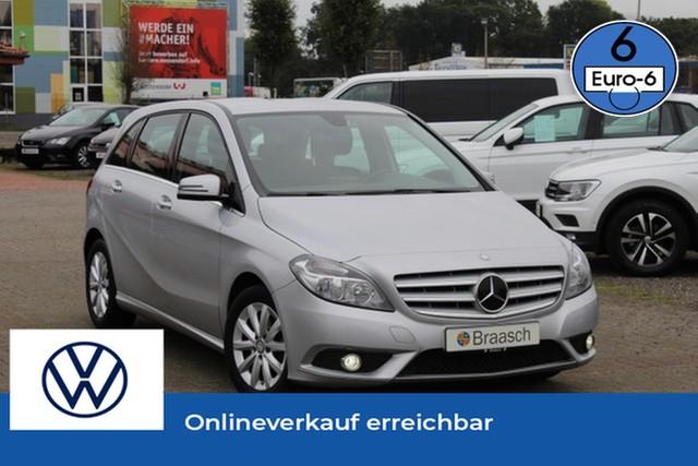Mercedes-Benz B 180 BlueEfficiency Navi SHZ, Jahr 2013, Benzin