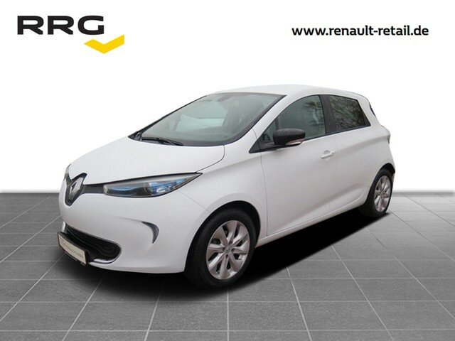 Renault Zoe Intens Z.E 22 zzgl. Batteriemiete Klima uvm, Jahr 2016, Elektro