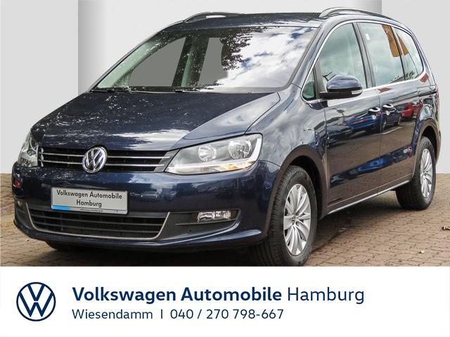 Volkswagen Sharan 2.0 TDI DSG Comfortline LM 7-Sitze Klimaautomatik PDC Tempomat Navi, Jahr 2017, Diesel