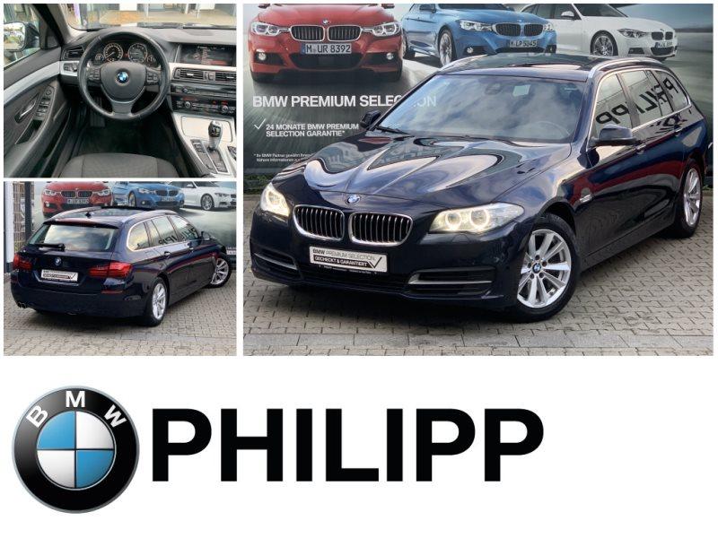 BMW 525d Tou h&k AHK PDC Pano Navi Prof. Lord. Shz, Jahr 2015, Diesel