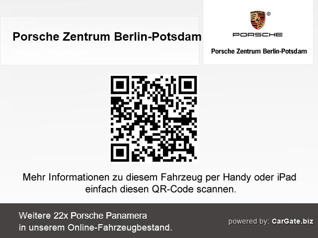 Porsche Panamera Diesel 3.0 Keyless Luftfederung LED, Jahr 2013, Diesel