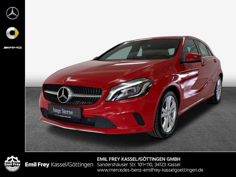 Mercedes-Benz A 160 Urban SORE!+SmartphoneIntegr+AHK+LED+Sitzhzg, Jahr 2016, Benzin