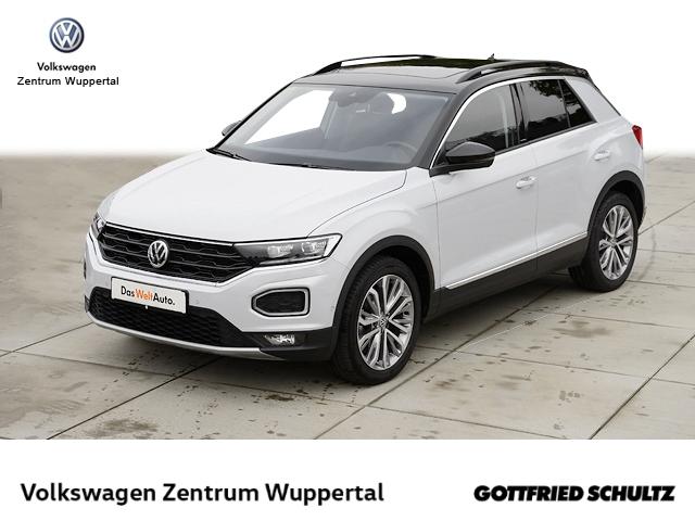 Volkswagen T-Roc 1,5 TSI Style DSG LED NAVI PANO VC SHZ PDC LM, Jahr 2019, Benzin
