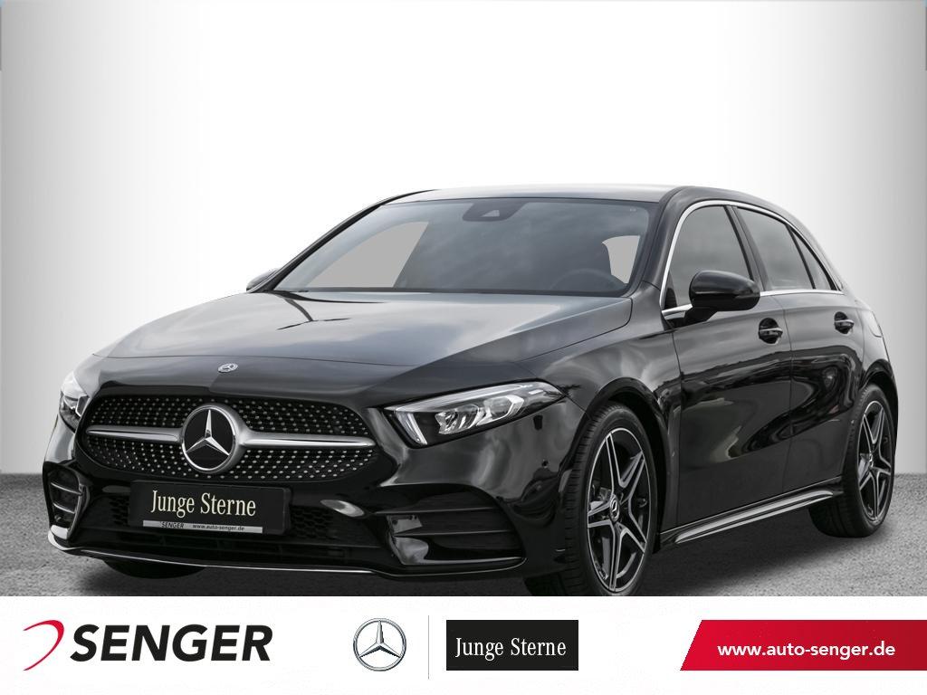 Mercedes-Benz A 180 *AMG-Line*Display digital*LED*Parktronic*, Jahr 2020, Benzin
