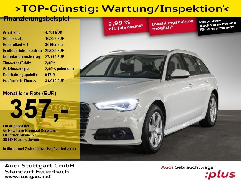 Audi A6 Avant 3.0 TDI quattro BOSE ACC Navi Kamera, Jahr 2018, Diesel