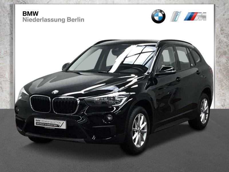 BMW X1 sDrive18d EU6 Aut. Navi el.Heckklappe Alarm, Jahr 2017, Diesel
