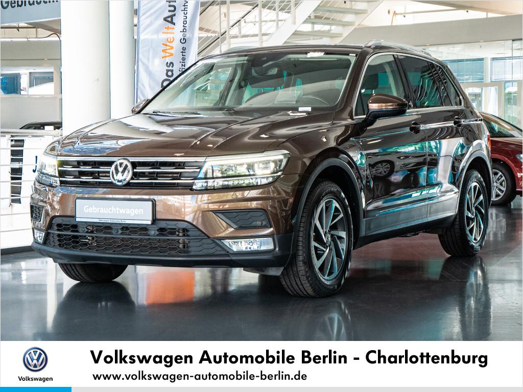 Volkswagen Tiguan 2.0 TDI Sound BMT, Jahr 2017, Diesel