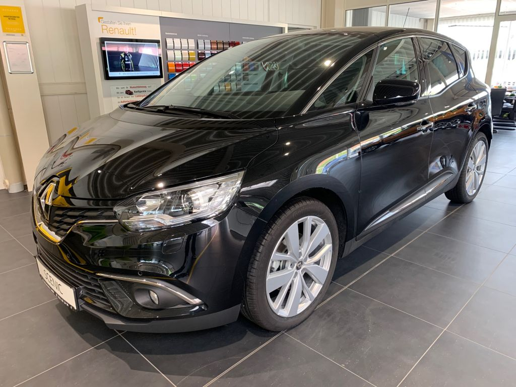 Renault Scenic TCe 140 PS LIMITED mit Deluxe Paket, Jahr 2019, Benzin