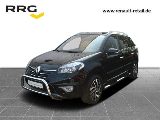 Renault KOLEOS NIGHT & DAY Klimaaut., SHZ, Bluetooth SUV, Jahr 2015, Diesel