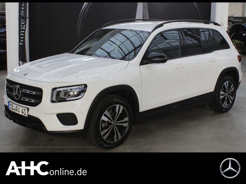 Mercedes-Benz GLB 250 4M Progressive+NAVI+LED+DAB+Spur&Park-P., Jahr 2020, Benzin