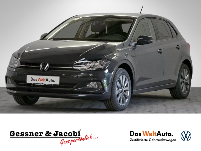 Volkswagen Polo Comfortline 1.0 TSI EU6 Navi Klima DAB+ PDC, Jahr 2021, Benzin