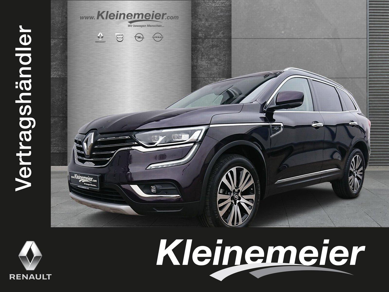 Renault Koleos 2.0 dCi Initiale Paris 4x4*LED*Leder*RFK*, Jahr 2018, Diesel