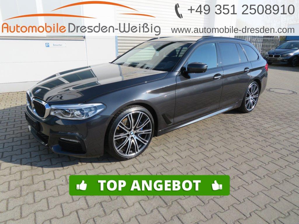 BMW 525 d Touring M Sport*Navi Prof*ACC*HeadUp*H&K*, Jahr 2017, Diesel