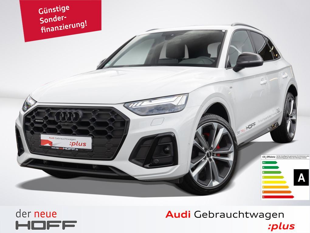 Audi Q5 40 TDI edition one quattro S-Line ACC Virtual, Jahr 2020, Diesel