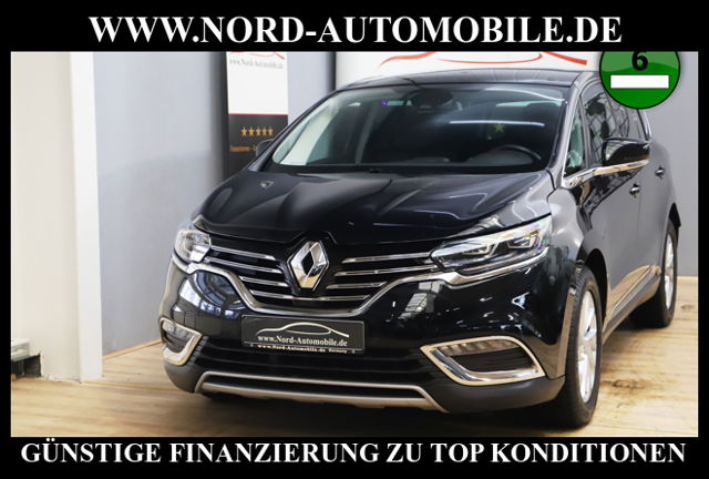 Renault Espace V 1.6 EDC Intens Automatik*Teilleder*Navi, Jahr 2016, Benzin
