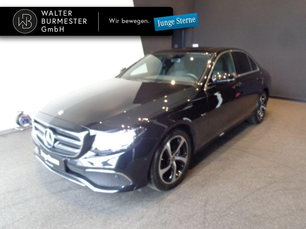 Mercedes-Benz E 300 d Avantgarde+LED+Kamera+Navi+Schiebedach, Jahr 2020, Diesel