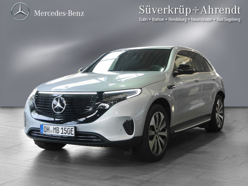 Mercedes-Benz EQC 400 4M Edition 1886 Distr. Multibeam Navi, Jahr 2019, electric