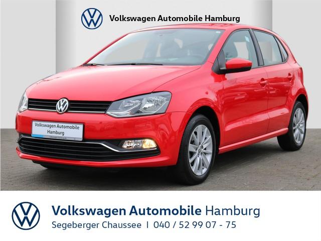 Volkswagen Polo 1,0 Comfortline PDC,Sitzhzg, Connectivity, Jahr 2017, Benzin