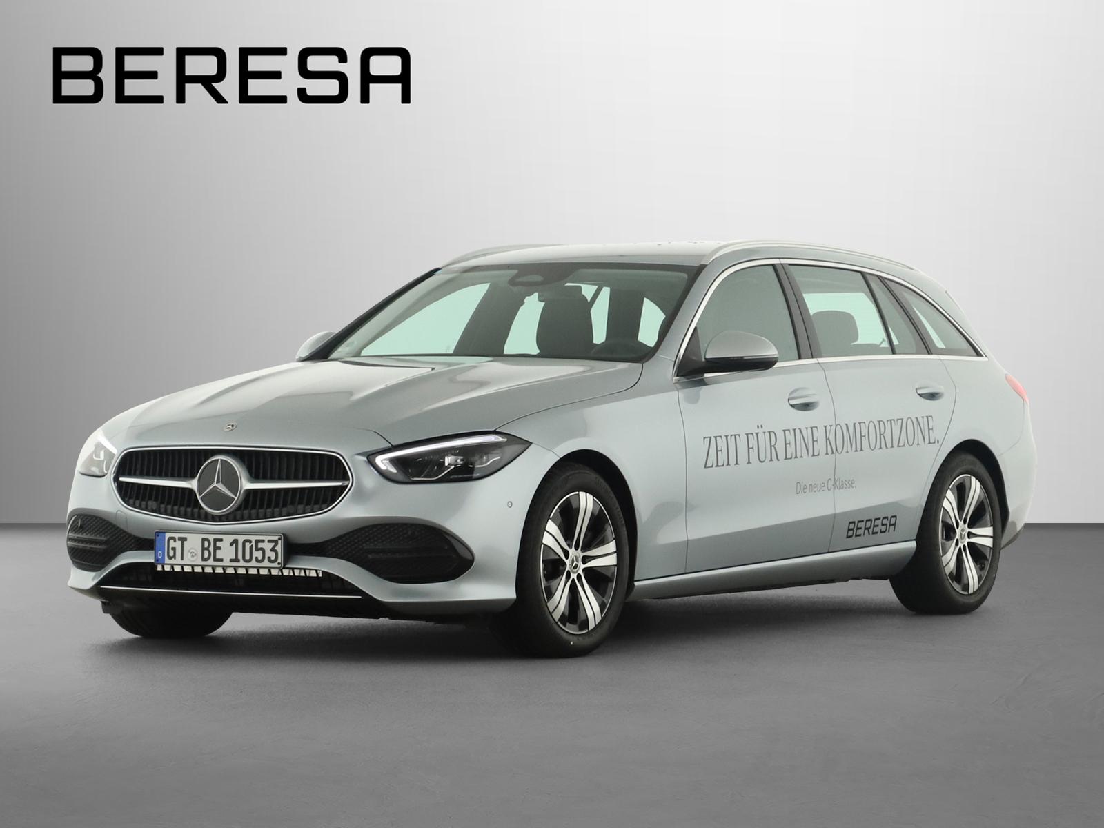 Mercedes-Benz C 220 d T Avantgarde LED Kamera PDC, Jahr 2021, Diesel