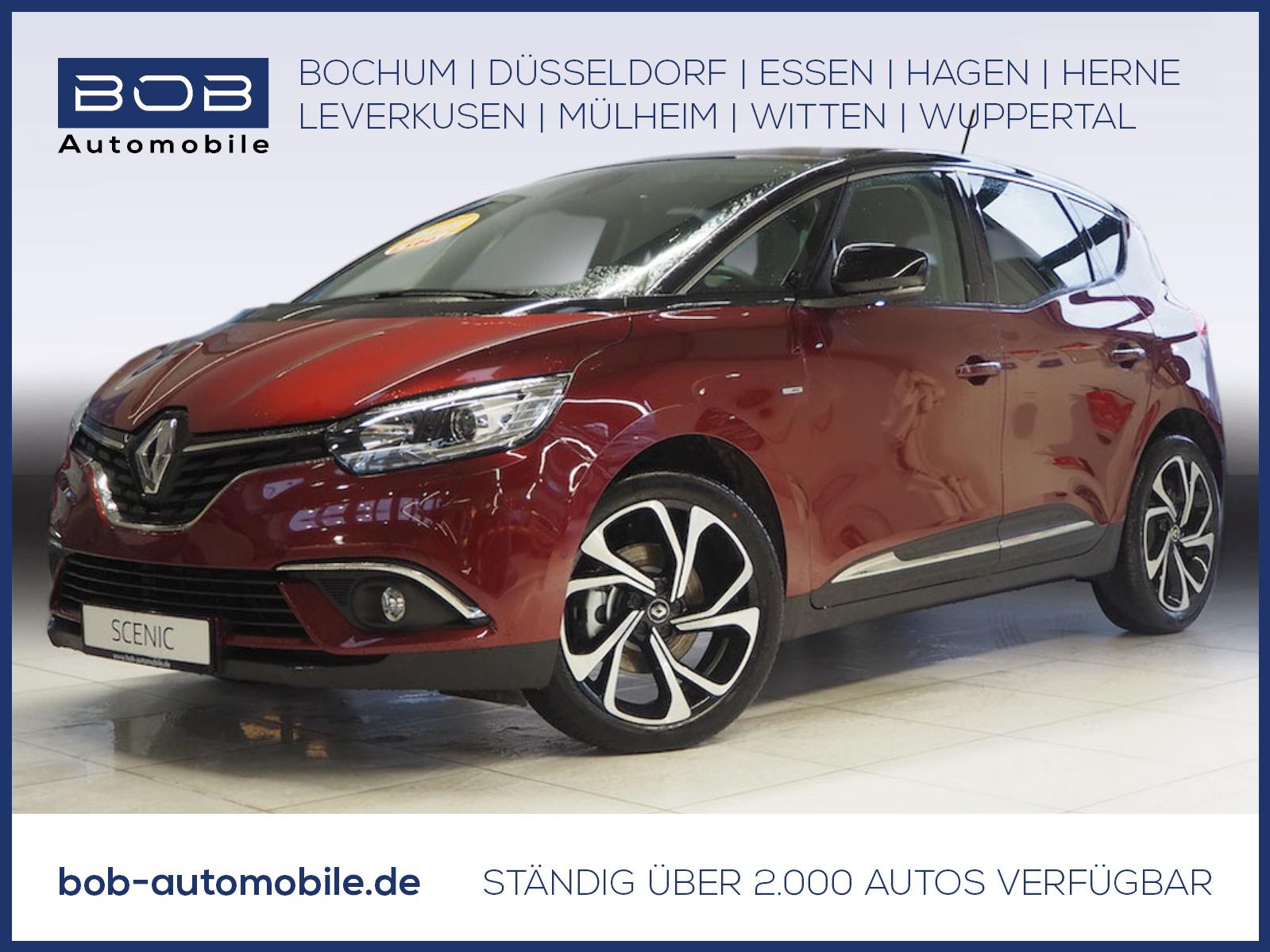 Renault Scenic BOSE Edit. TCe140 EDC GPF NAVI SHZ Kamera, Jahr 2021, Benzin