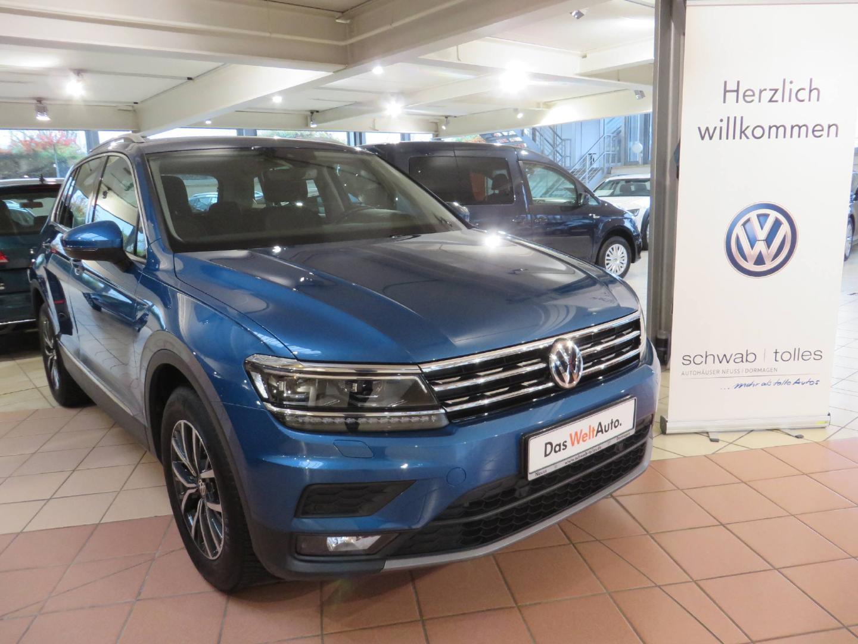 Volkswagen Tiguan Comfortline 1.5 TSI OPF, Jahr 2019, Benzin