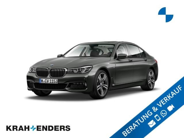 BMW 740 d L xDrive M Sport+Laserlicht+StandHZG+HUD, Jahr 2016, Diesel