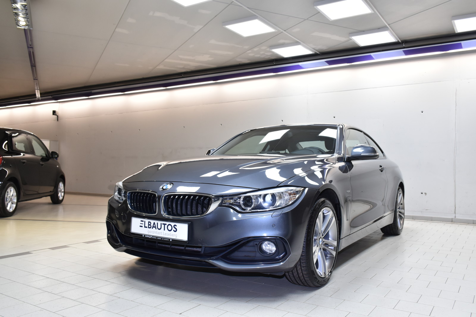 BMW 420i xDrive Xenon/Navi/SHZ/PDC/Klimaautomatik, Jahr 2014, Benzin
