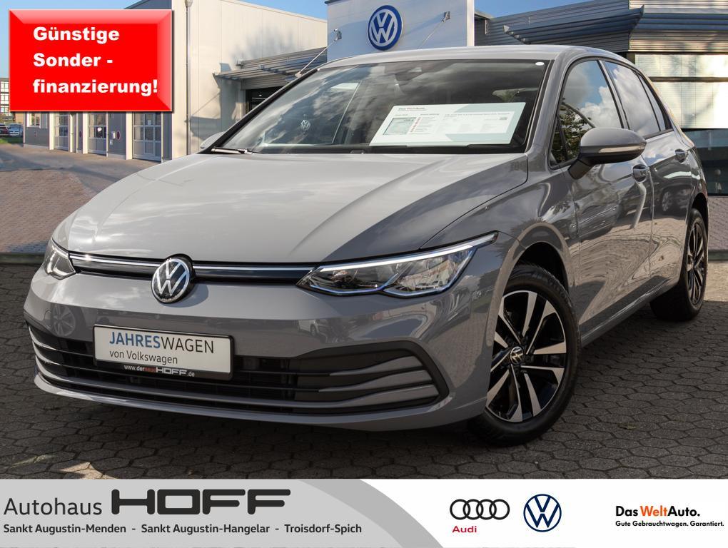 Volkswagen Golf VIII 1.0 TSI United Navi ACC Ganzjahresr, Jahr 2020, Benzin