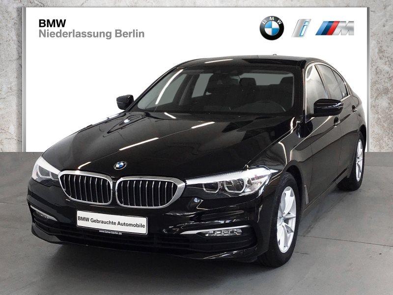 BMW 520i Lim. EU6 Aut. LED Navi Komfortzugang PDC, Jahr 2018, Benzin