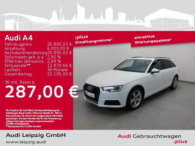 Audi A4 Avant 2.0 TFSI sport ultra S-tronic *Pano*, Jahr 2018, Benzin