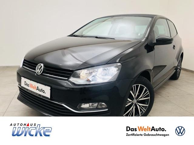 Volkswagen Polo 1.0 Allstar PDC Klima Sitzhg, Jahr 2016, Benzin