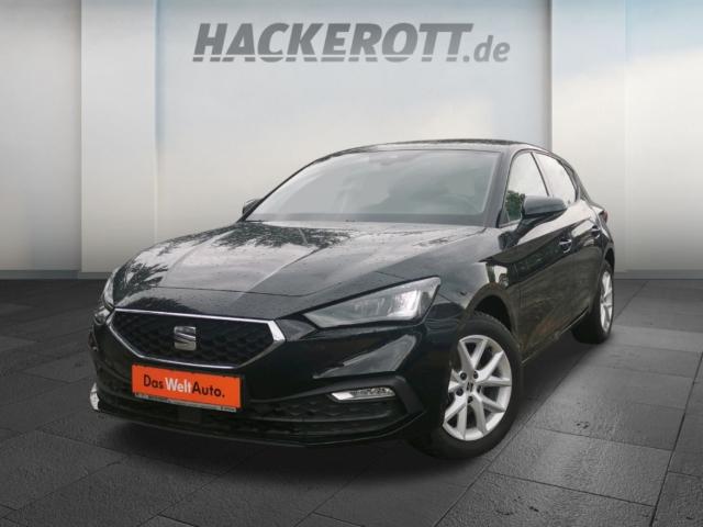 Seat Leon Style 1.5 TSI LED Keyless Parklenkass. PDCv+h LED-hinten LED-Tagfahrlicht Tel.-Vorb., Jahr 2020, Benzin