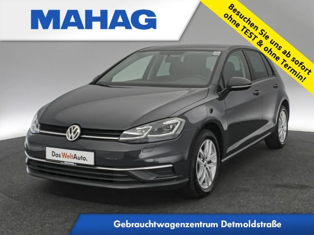 Volkswagen Golf VII 1.6 TDI Comfortline Business Navi LED Bluetooth 16Zoll 5-Gang, Jahr 2019, Diesel