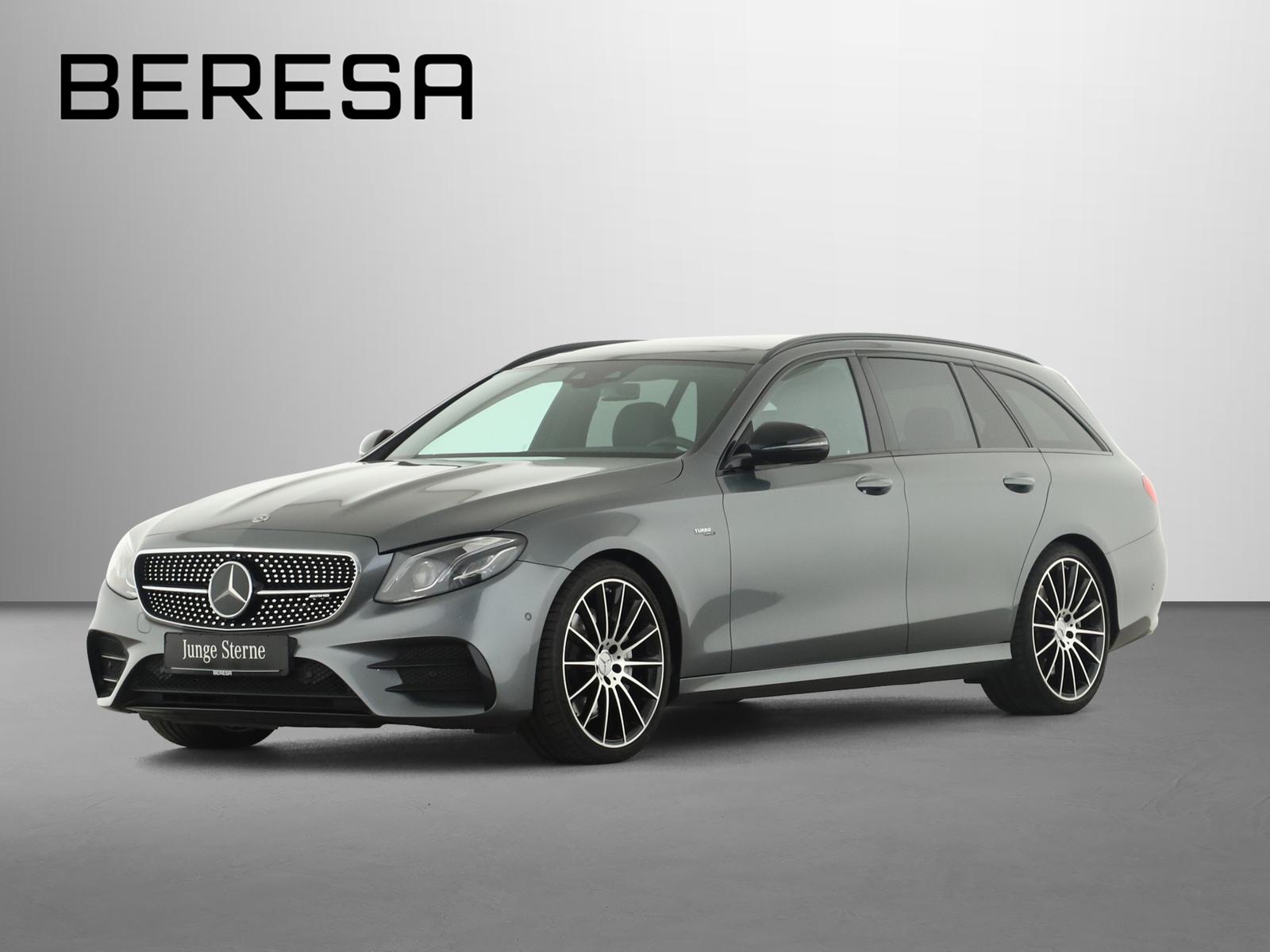 Mercedes-Benz E 53 AMG 4M+ T Pano. Kamera Distronic Wide 20'', Jahr 2019, Benzin