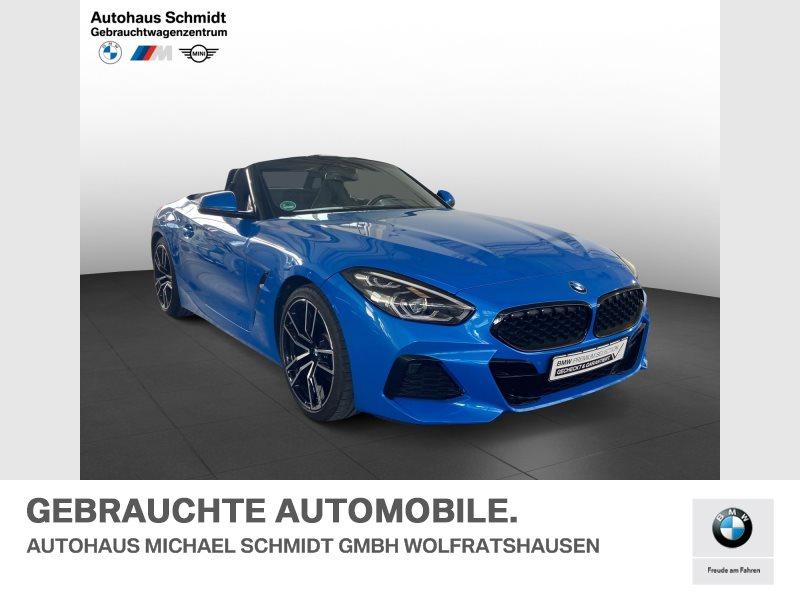 BMW Z4 sDrive20i M Sportpaket*19 Zoll*Tempomat*Live Cockpit*, Jahr 2020, Benzin