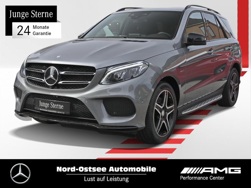 Mercedes-Benz GLE 450 AMG 4M COMAND Night LED SD Sitzhzg. PTS, Jahr 2016, Benzin