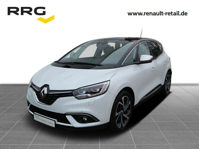 Renault SCENIC IV BOSE EDITION TCe 130 LED, Klima, Navi, Jahr 2017, Benzin
