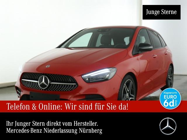 Mercedes-Benz B 200 d AMG Multibeam LED Night Standhz. Keyless, Jahr 2019, Diesel