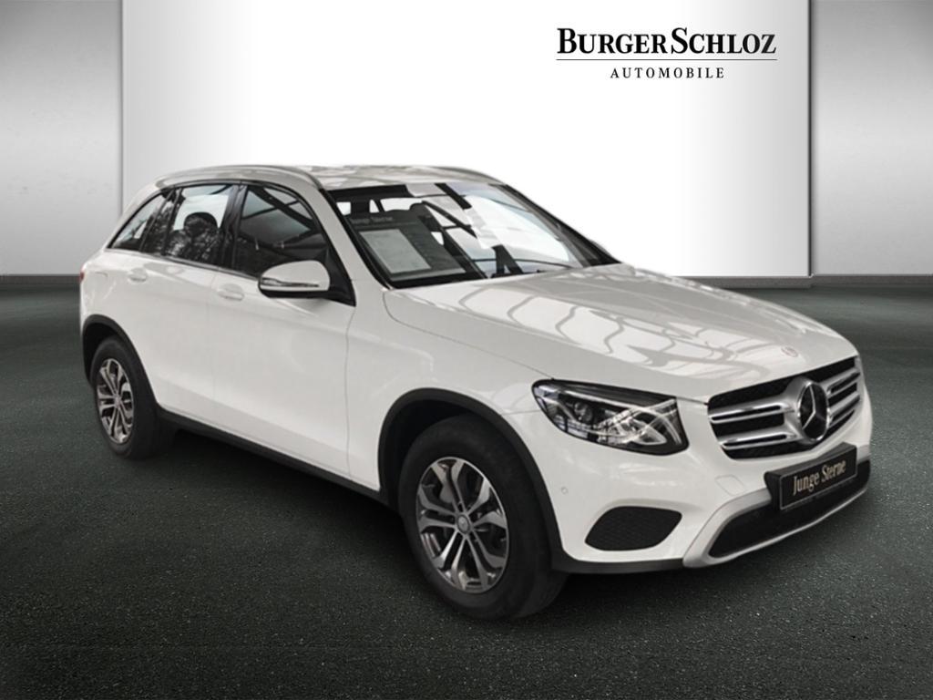 Mercedes-Benz GLC 250 d 4MATIC, Jahr 2016, Diesel