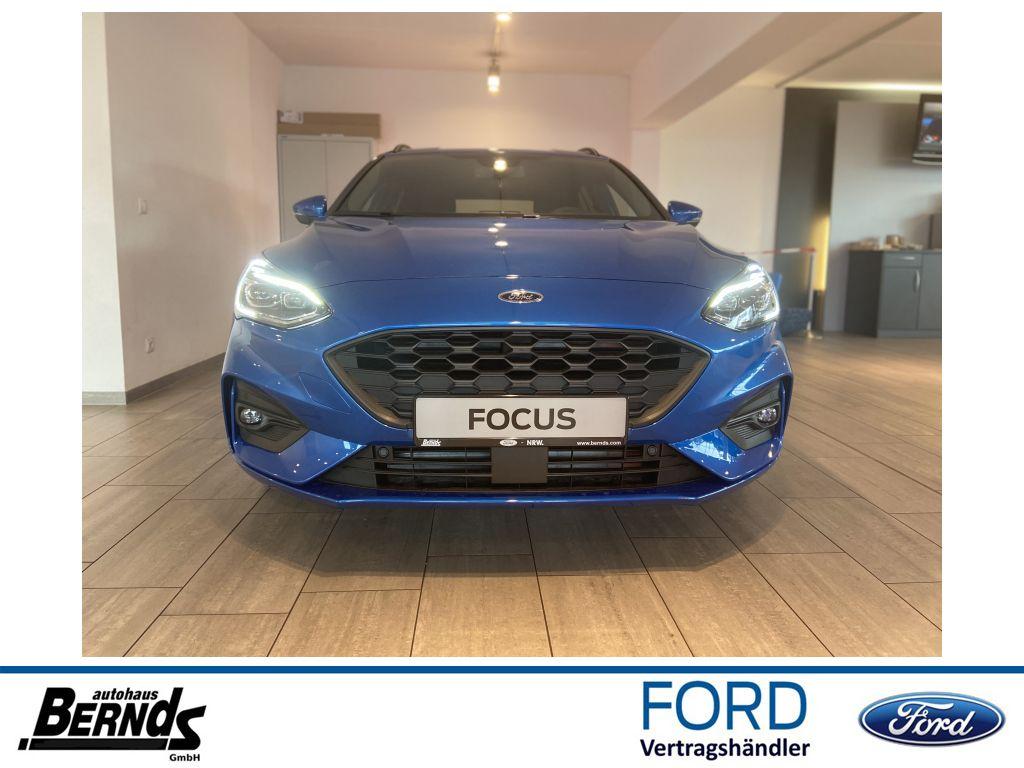Ford Focus Turnier 1.5 EcoBoost ST-LINE X AUTOM. NAVI, Jahr 2020, Benzin