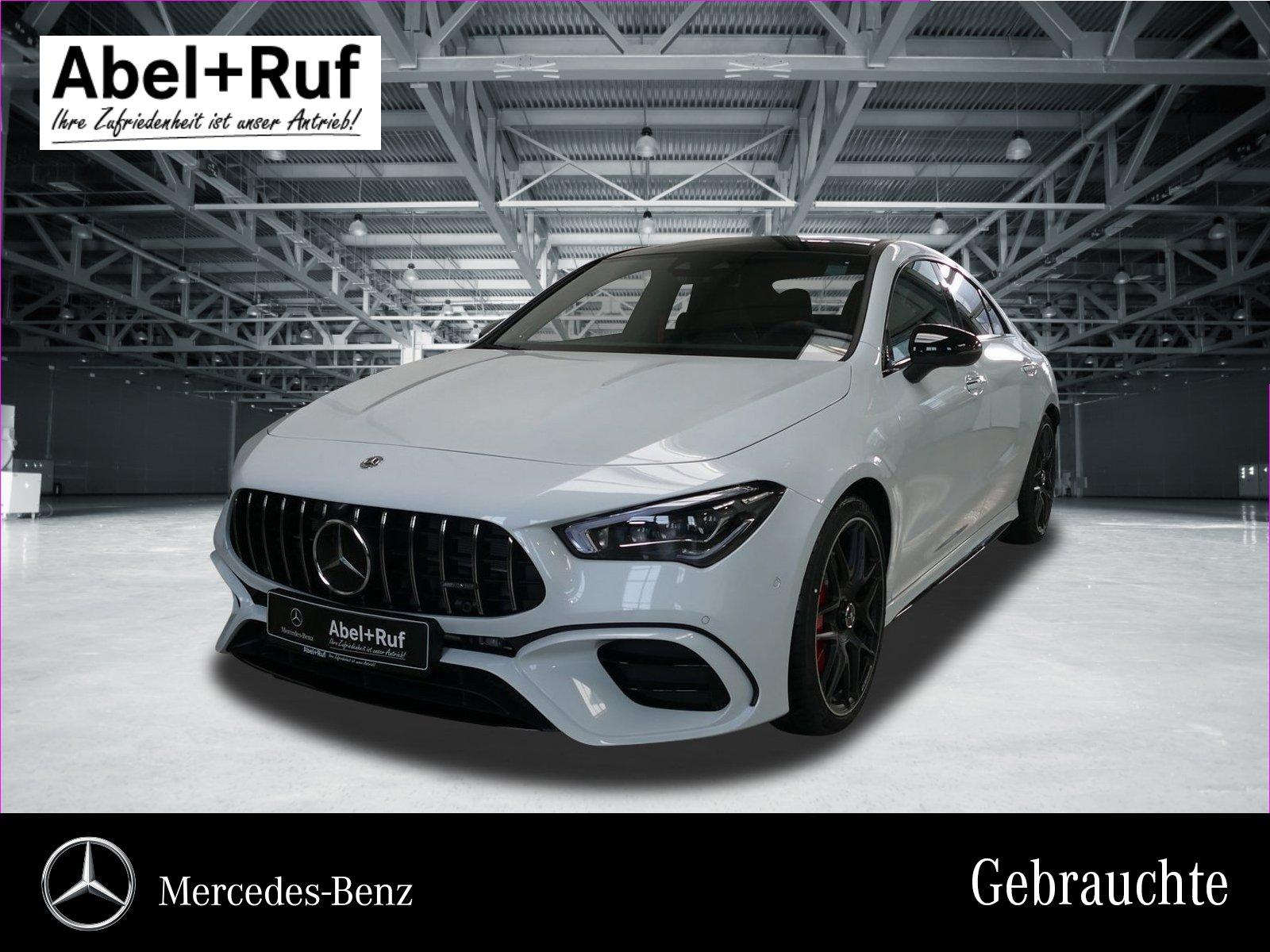 Mercedes-Benz CLA 45 4M S Coupé+NIGHT+PANORAMA-SHD+ASSISTENZ, Jahr 2020, Benzin