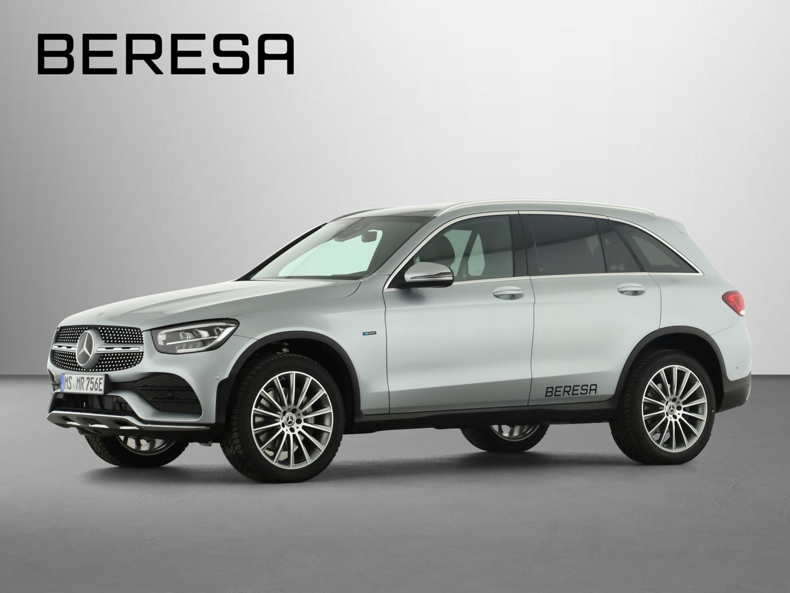 Mercedes-Benz GLC 300 de 4M AMG Burmester Fahrassist., Jahr 2021, Hybrid_Diesel