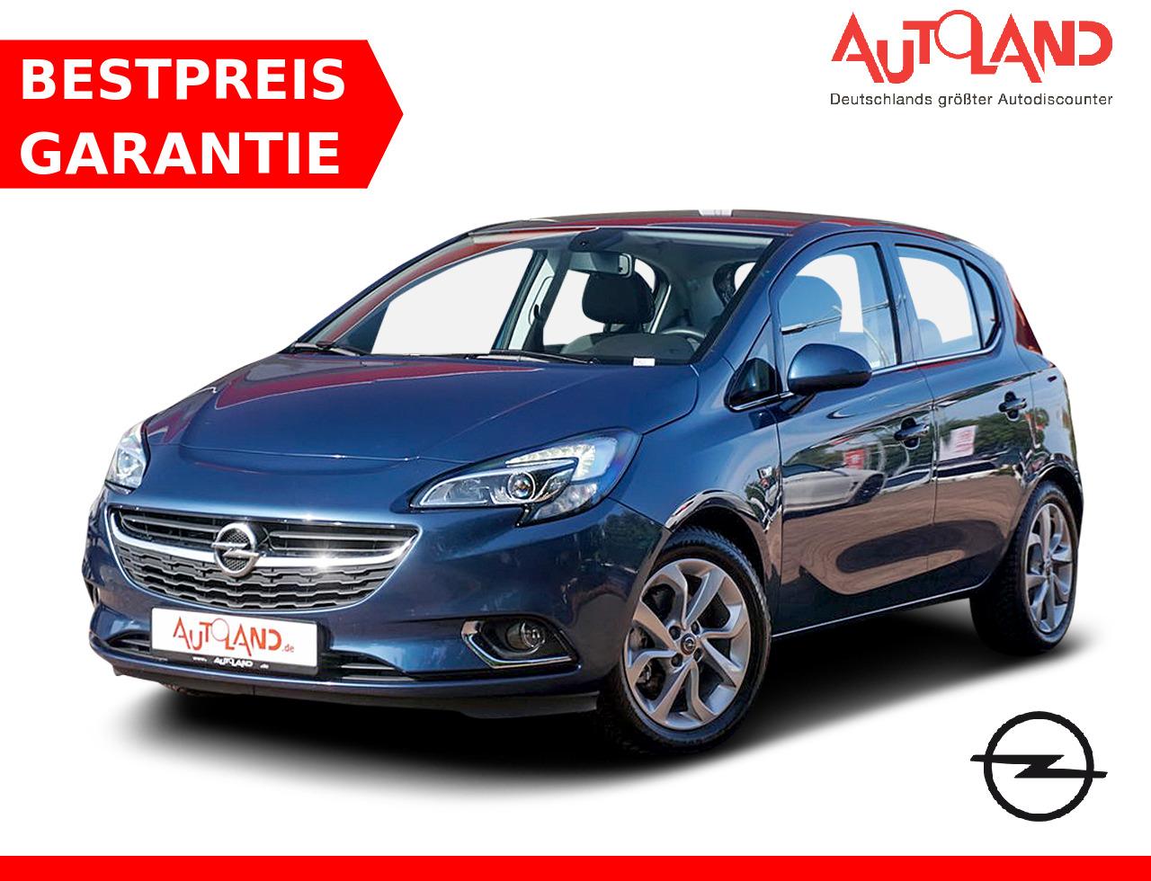 Opel Corsa, Jahr 2016, Benzin