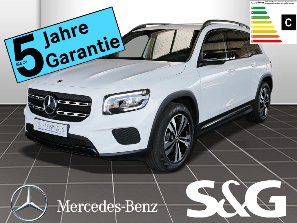 Mercedes-Benz GLB 250 4M+PROGRESSIVE+NIGHT+PremNavi+NP56.600, Jahr 2020, Benzin