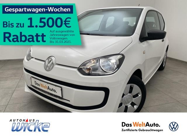 Volkswagen up! 1.0 take up! Klima, Jahr 2017, Benzin