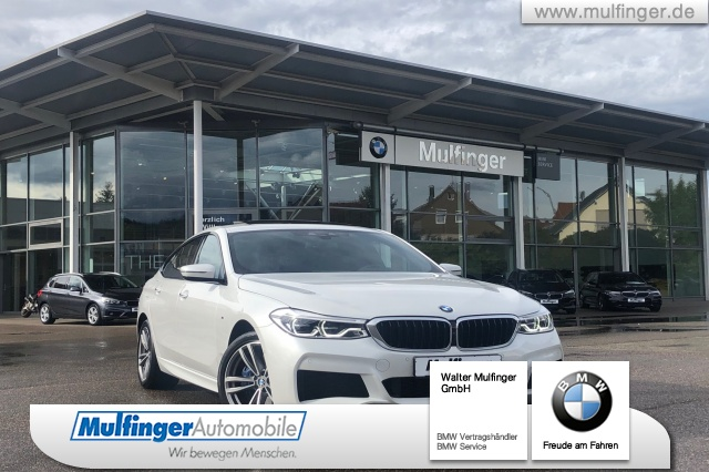 "BMW 630d xD.GT M Sport Driv.Ass+ HUD AdLED ACC 19"" LED, Jahr 2017, diesel"