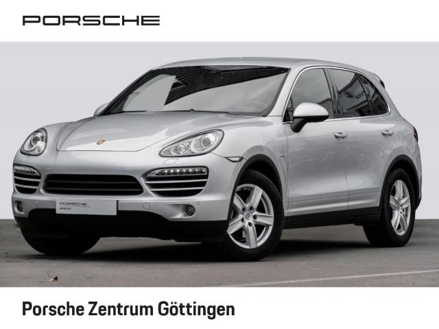 Porsche Cayenne Diesel AHK-el. klappb. Luftfederung Verkehrszeichenerk. Spurwechselassistent, Jahr 2014, Diesel