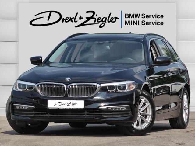 BMW 530i Tour AHK NaviProf H&K DAB Kamera DrAssist, Jahr 2018, Benzin