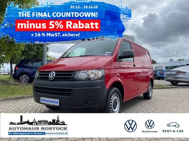 Volkswagen T5 Kasten 2,0 Benzin, Jahr 2013, Benzin