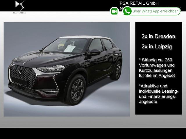 DS Automobiles DS3 Crossback PureTech 100 CHIC-LED-RADIO DAB-ZWEIFARBIG, Jahr 2019, Benzin